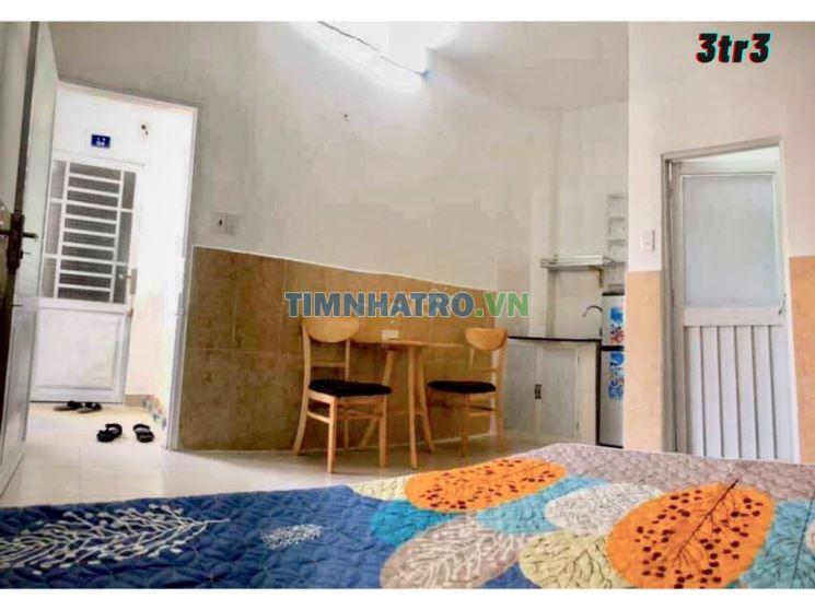 Phòng trọ tân bình cao cấp - nội thất tùy chọn