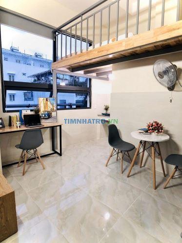 Căn hộ chung cư p15 tân bình full nội thất giá rẻ 30m2