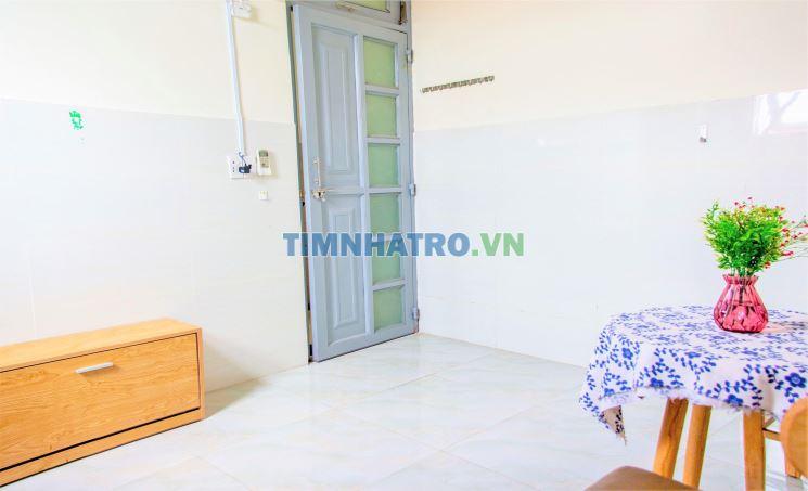 Cho thuê căn hộ mini - phường 15 - quận tân bình
