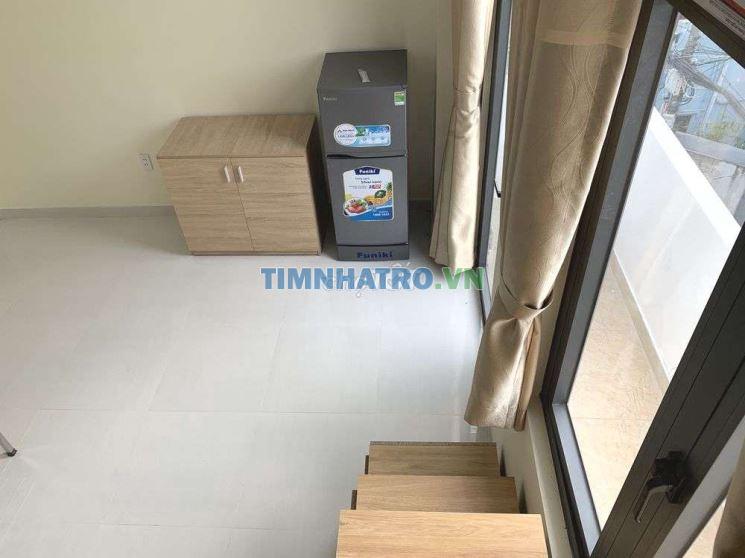 Căn hộ mini , có sẵn nội thất , trung tâm tân bình
