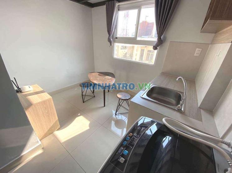Phòng trọ q7 32m² có gác,máy giặt riêng, nuôi pet