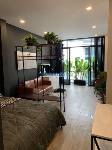 Phòng kiểu căn hộ mini 42m2 view quận 1 cho thuê