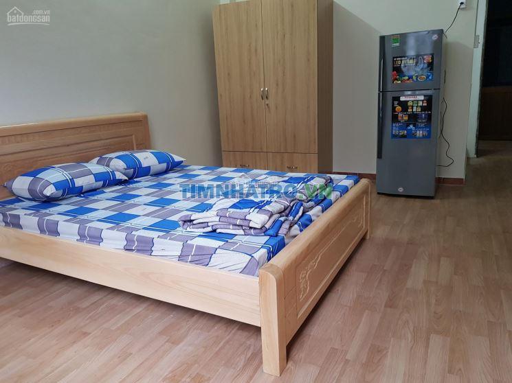 Cho thuê căn hộ mini quận tân bình - 40m2: 1p. ngủ, p. bếp. full nội thất, giá 5,0 triệu
