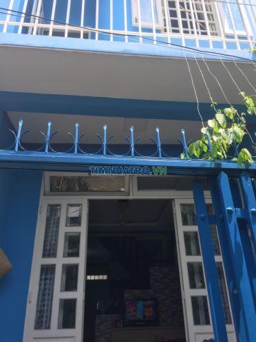 Cho thuê nhà đường 14 linh chiểu, full nội thất 2pn 2wc, máy lạnh đầy đủ. chỉ 7tr/tháng