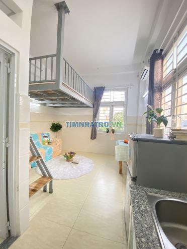 Cho thuê căn hộ đủ tiện nghi, giá siêu rẻ_phường 16, gò vấp